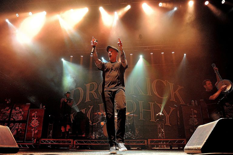 …we literally hate you, love Dropkick Murphys
