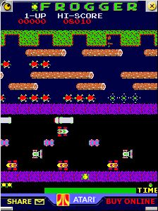 Frogger…Valerie Bertinelli…And Sir IsaacNewton